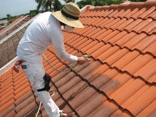 Pintor guadalajara esteban cortijo pintor azuqueca de for Tipos de cubiertas para tejados